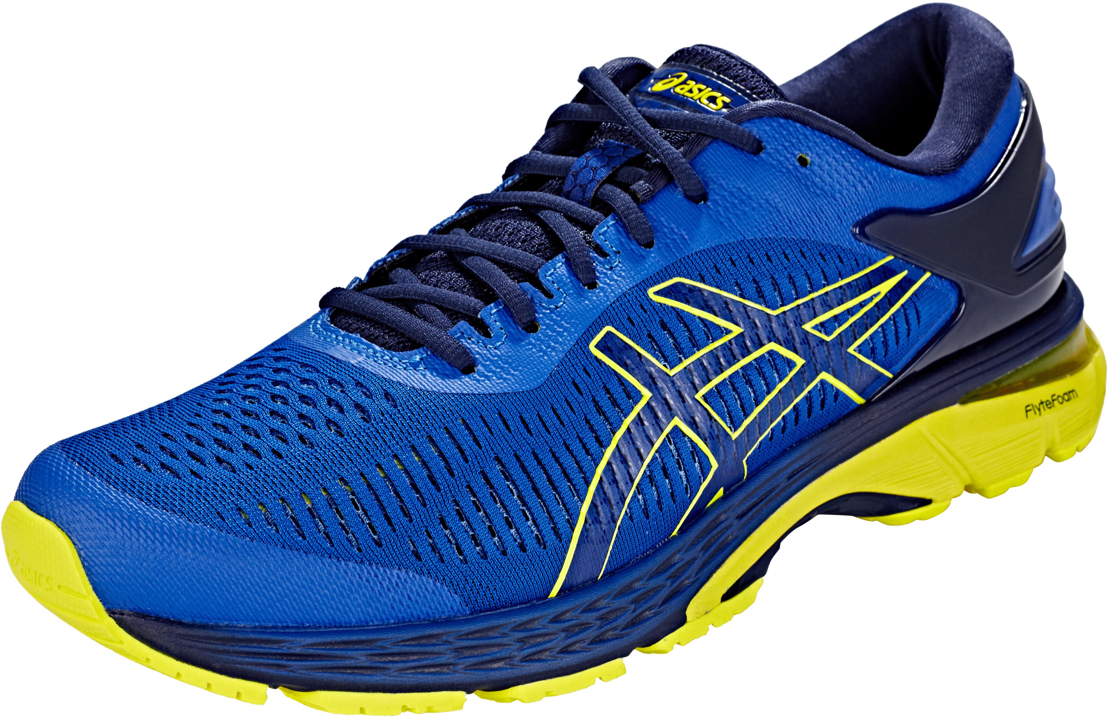 857f3abc4e5 asics Gel-Kayano 25 - Zapatillas running Hombre - amarillo azul ...
